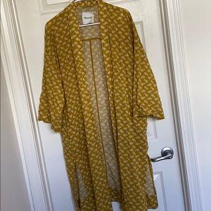 Madewell kimono